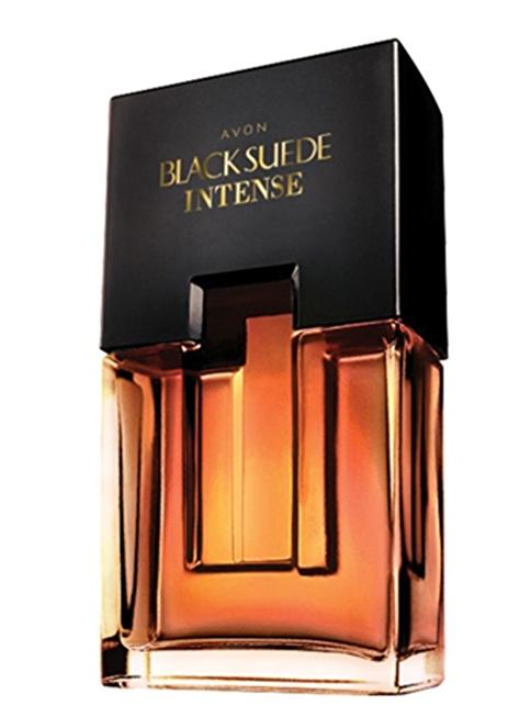 Avon Black Suede Intense Erkek Parfüm Edt 75 Ml Renksiz
